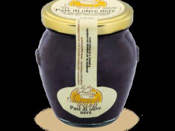 pate olive nere puglia