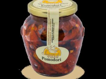 pomodori secchi in olio extravergine